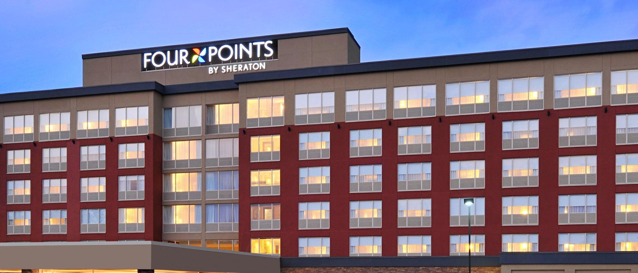 Four Points by Sheraton Cambridge Kitchener, Ontario - Hotel Exterior